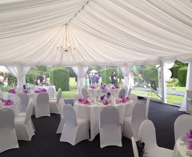 safe and secure marquees