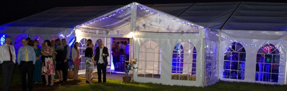 Top-class marquees
