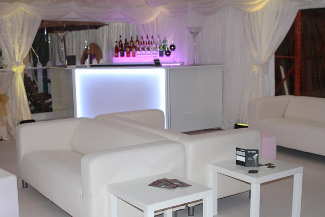 Marquees for parties