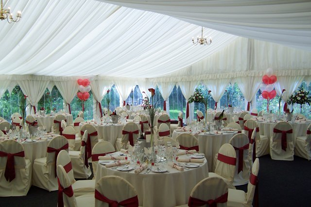 event marquees