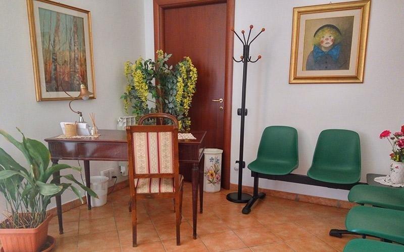 Reception Villa Lina