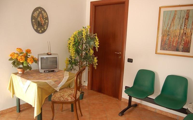 Ingresso Villa Lina