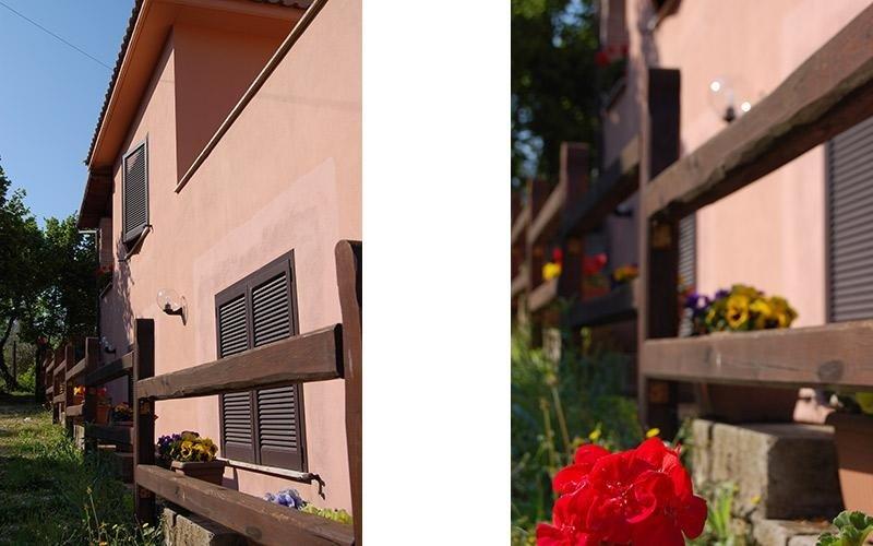 Esterno Villa Lina