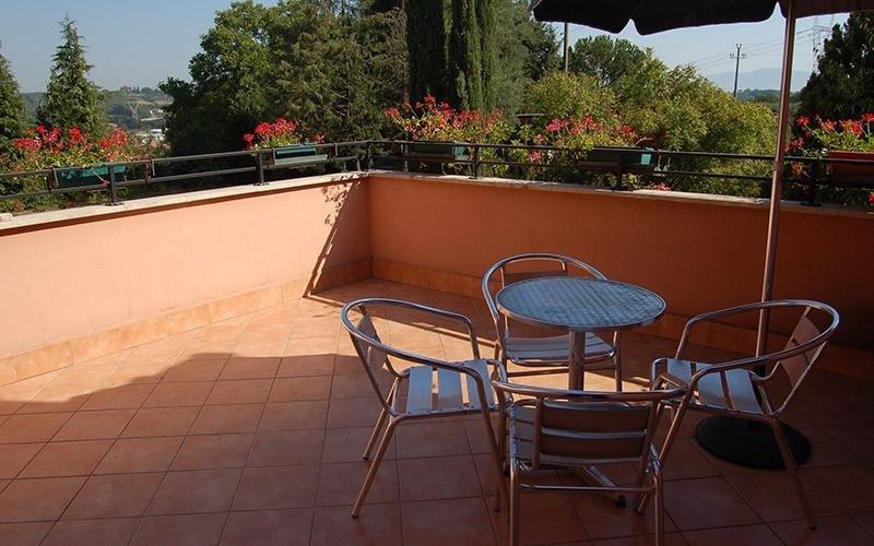 Terrazza Villa Lina