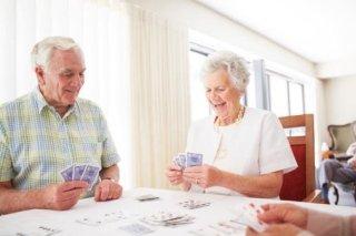 attività ludiche per anziani