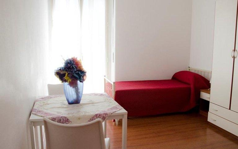 camere singole casa carlotta