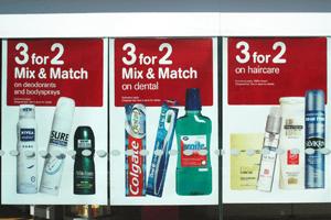 Advertisement printing