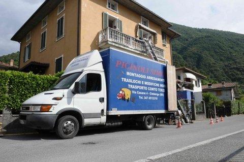 Servizi di trasloco e montaggio mobili