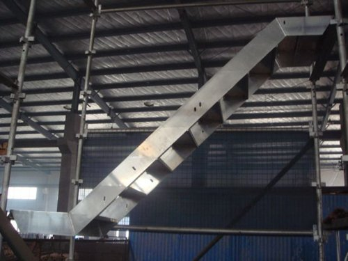 Aluminium Stair