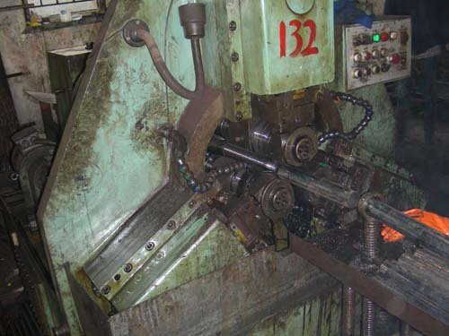 View of the machine
