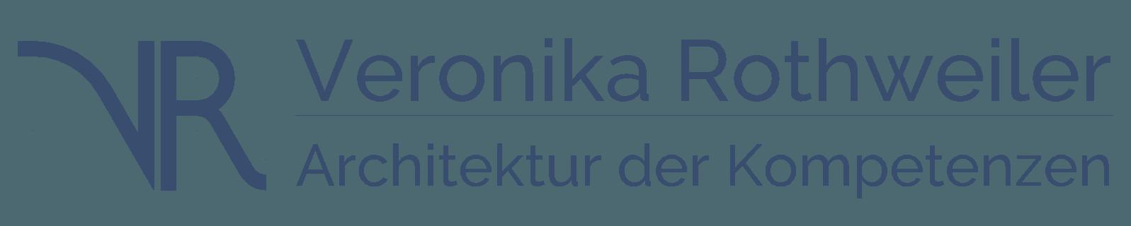 Veronika Rothweiler - Architektur der Kompetenzen
