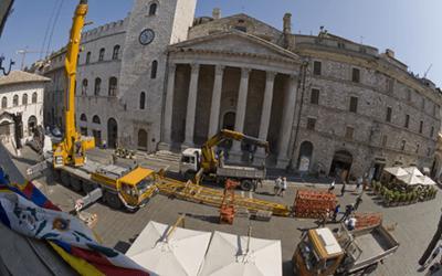 Lavori a Perugia