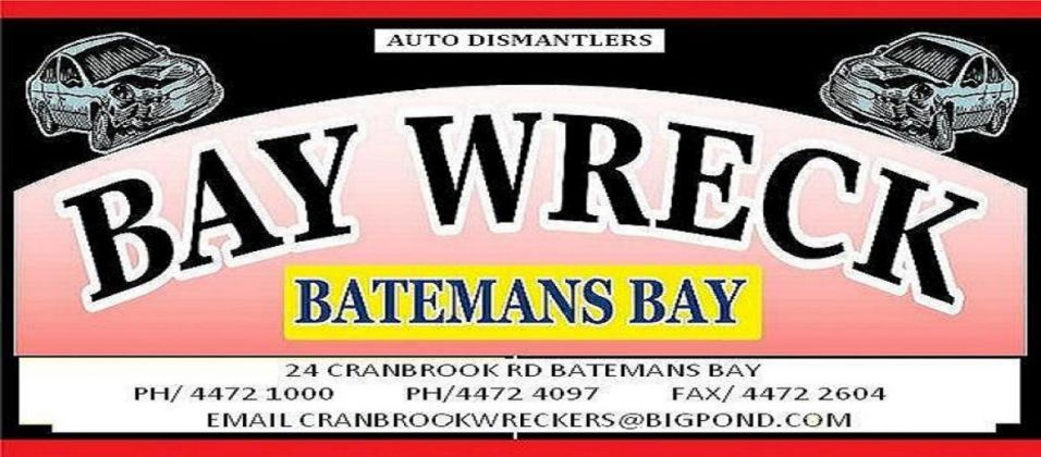 Bay Wreck - Used parts Batmans Bay