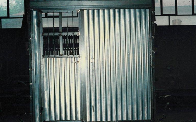 serramenti e infissi metallici