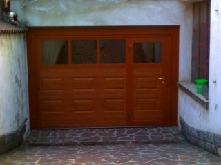 Serrande avvolgibili per garage como officine ald - Coibentare porta garage ...