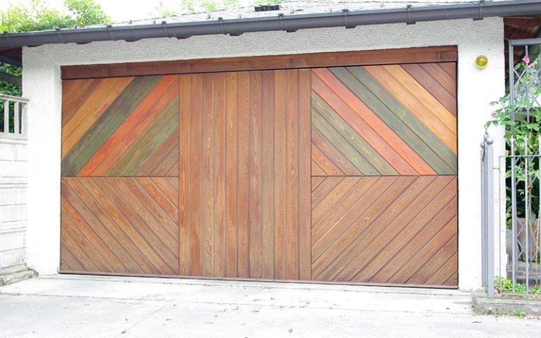 serramenti in alluminio simil legno