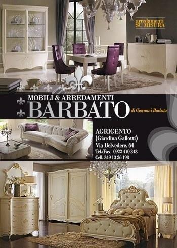 Azienda barbato agrigento mobili barbato giovanni for Barbato arredamenti cucine