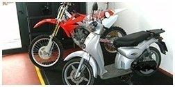 manutenzione motocicli