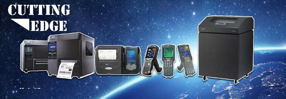 new printers and barcode scanners