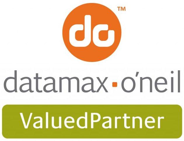 datamax-o'neil valued partner