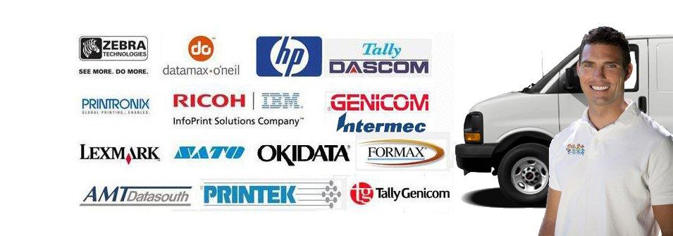 fast onsite printer repair brands