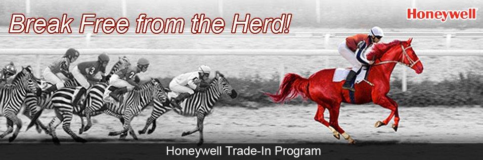 honeywell trade-in program