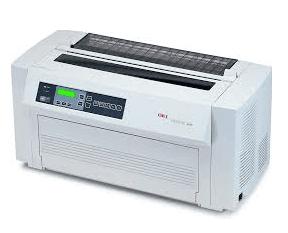 okidata dot-matrix printer repair