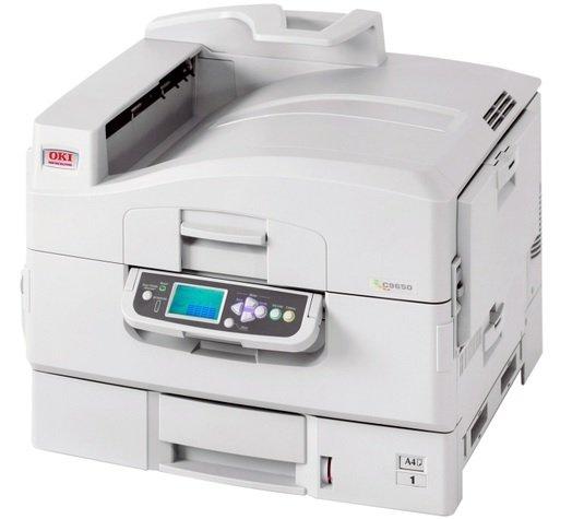okidata laser printer repair