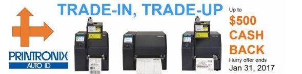printronix trade-in trade-up