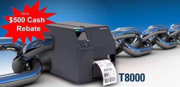printronix t8000 trade-in program