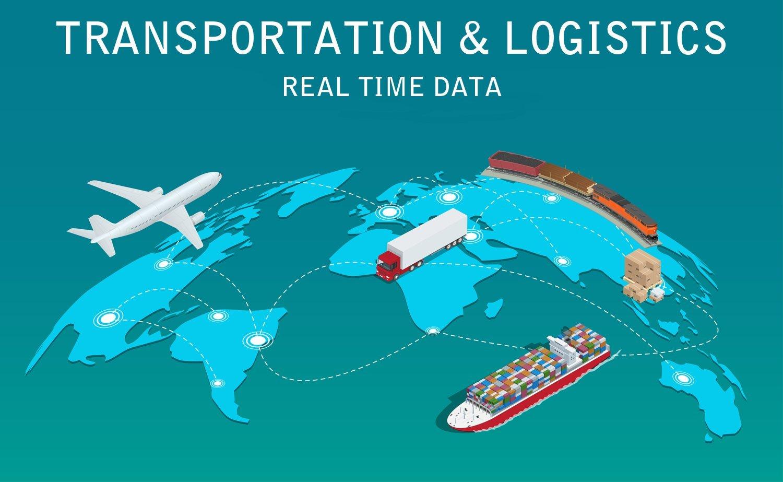 transportation logistics real time data