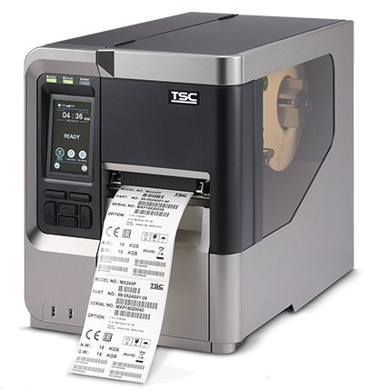 tsc 240p barcode label printer