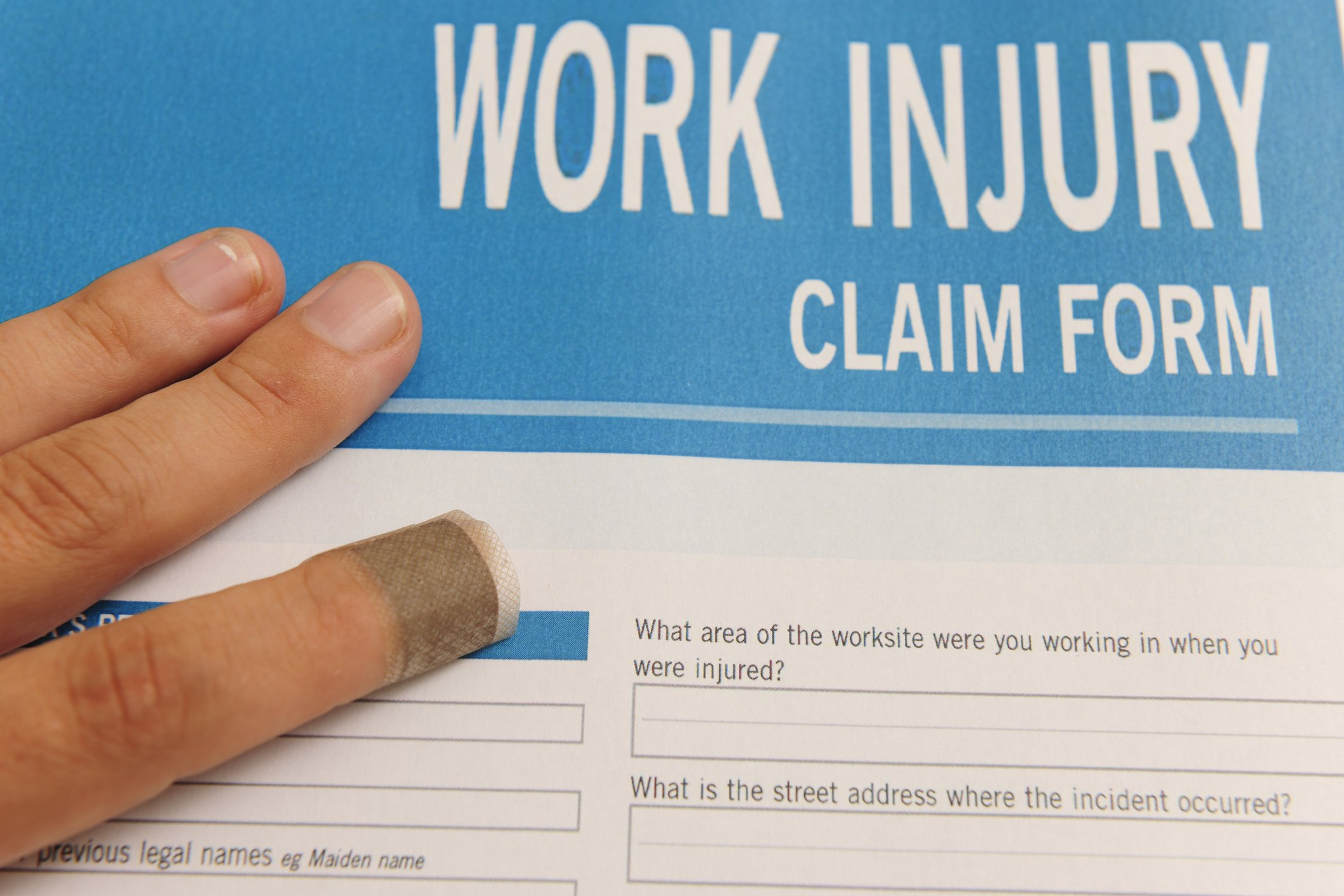 workers compensation and barcode scanning