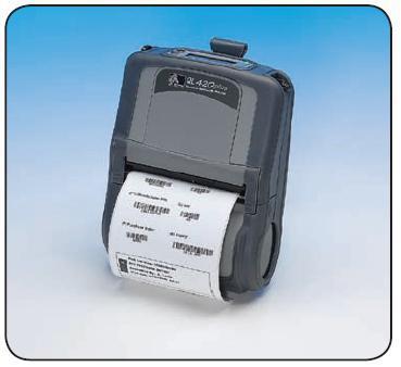 zebra ql 420plus