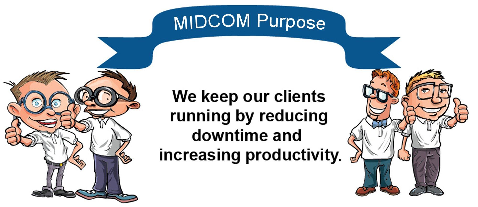 MIDCOM Purpose