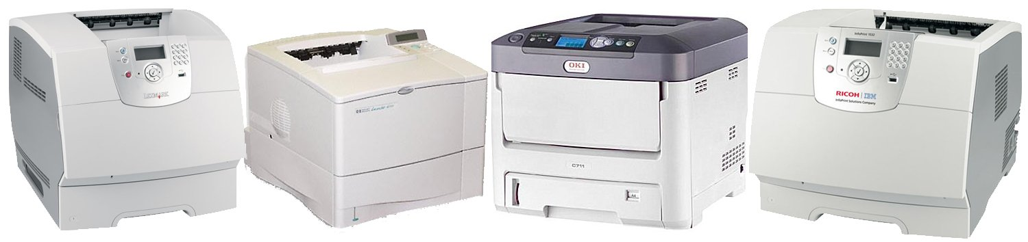 laser printer service contract products