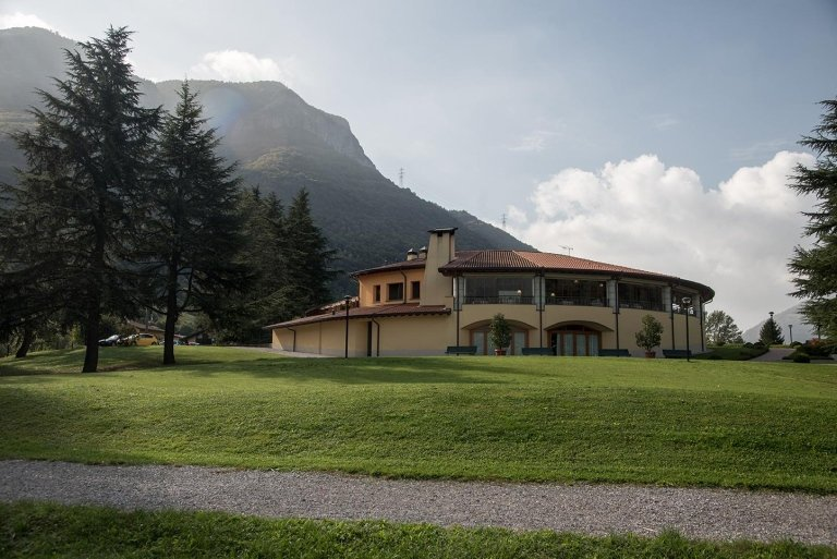 Ristorante la fonte - Monasterolo Del Castello - bergamo