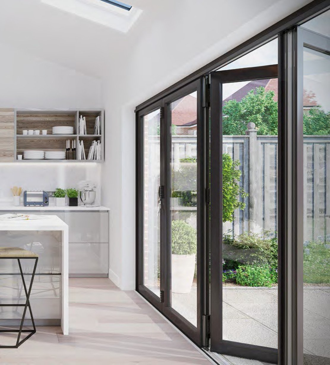 Warmcore Bi Fold Doors Specialist In The South West Of The Uk