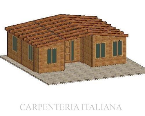 Realizzazione case in legno