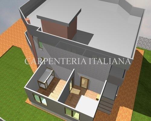 Progettazione della struttura