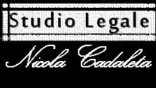 Studio Legale Cadaleta, Avvocato Cadaleta, Avvocato Vigevano
