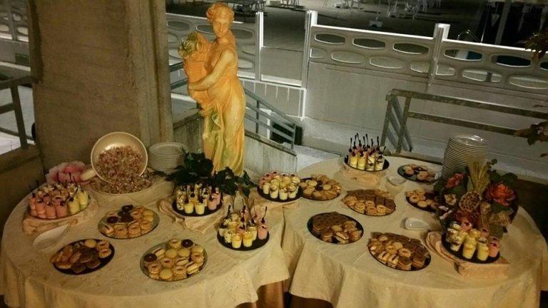 Aperitivi a buffet