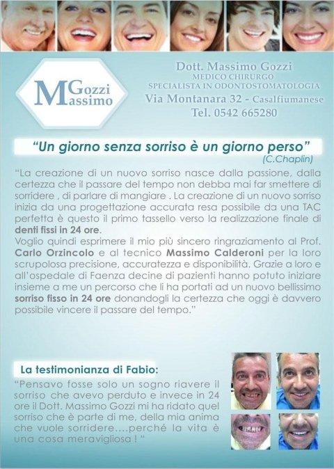 referenza Massimo Gozzi