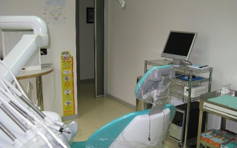 Interno studio dentistico Bologna