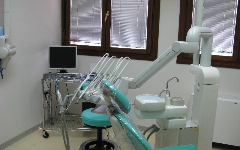 Sala centro medico Bologna