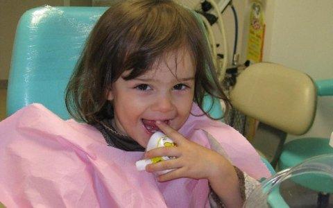 Igiene dentale bambini Studio Dentistico Gozzi