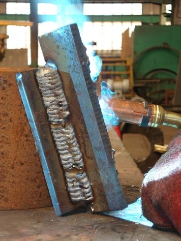 saldatura, impianti per il taglio, taglio metalli