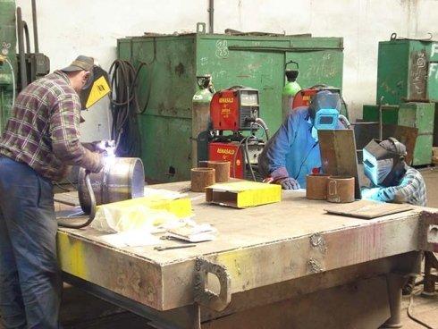 impianti per saldatura, impianto per taglio