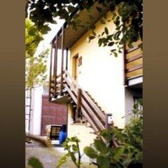 scale esterne legno