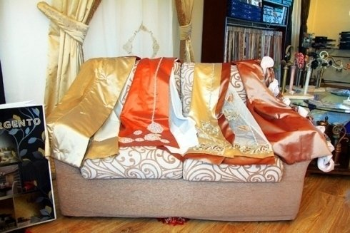 tessuti per tendaggi